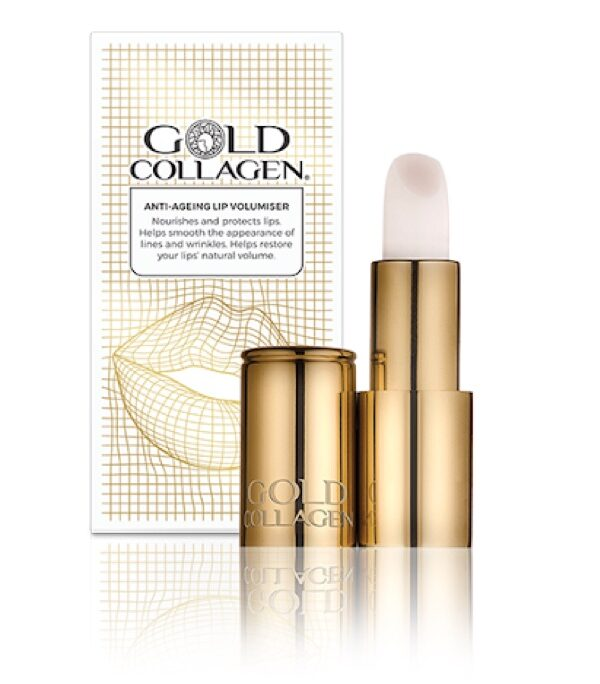 gold collagen blizgis