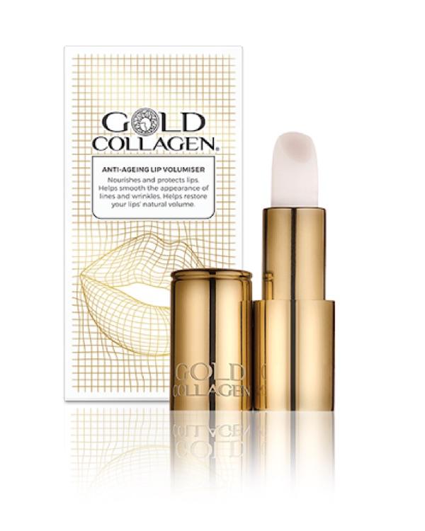 gold collagen blizgis