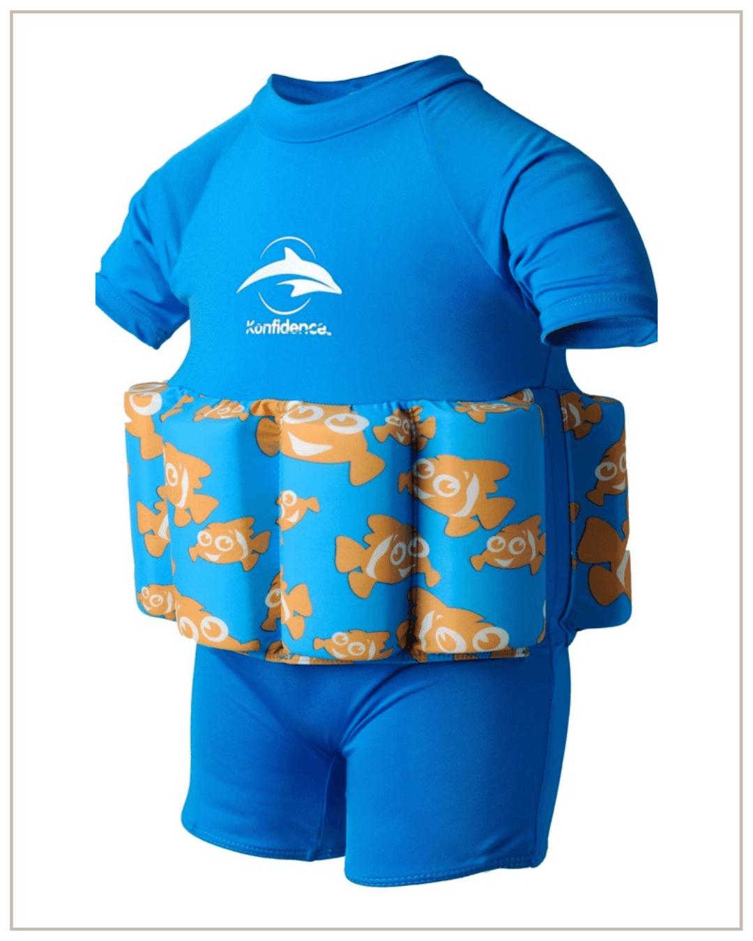Konfidence neskęstantis maudymosi kostiumėlis