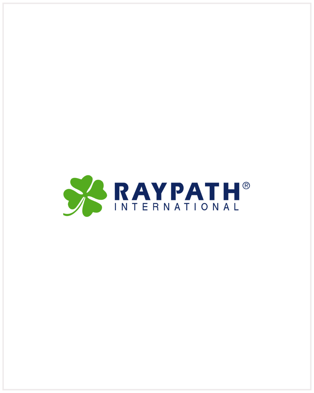 Raypath produktai