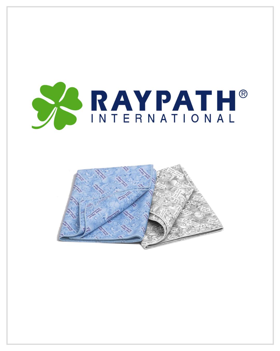 Raypath sausinimo šluostės