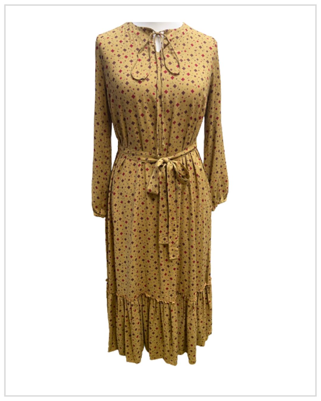 SHTAPEL viskozės suknelė Lyra 11765