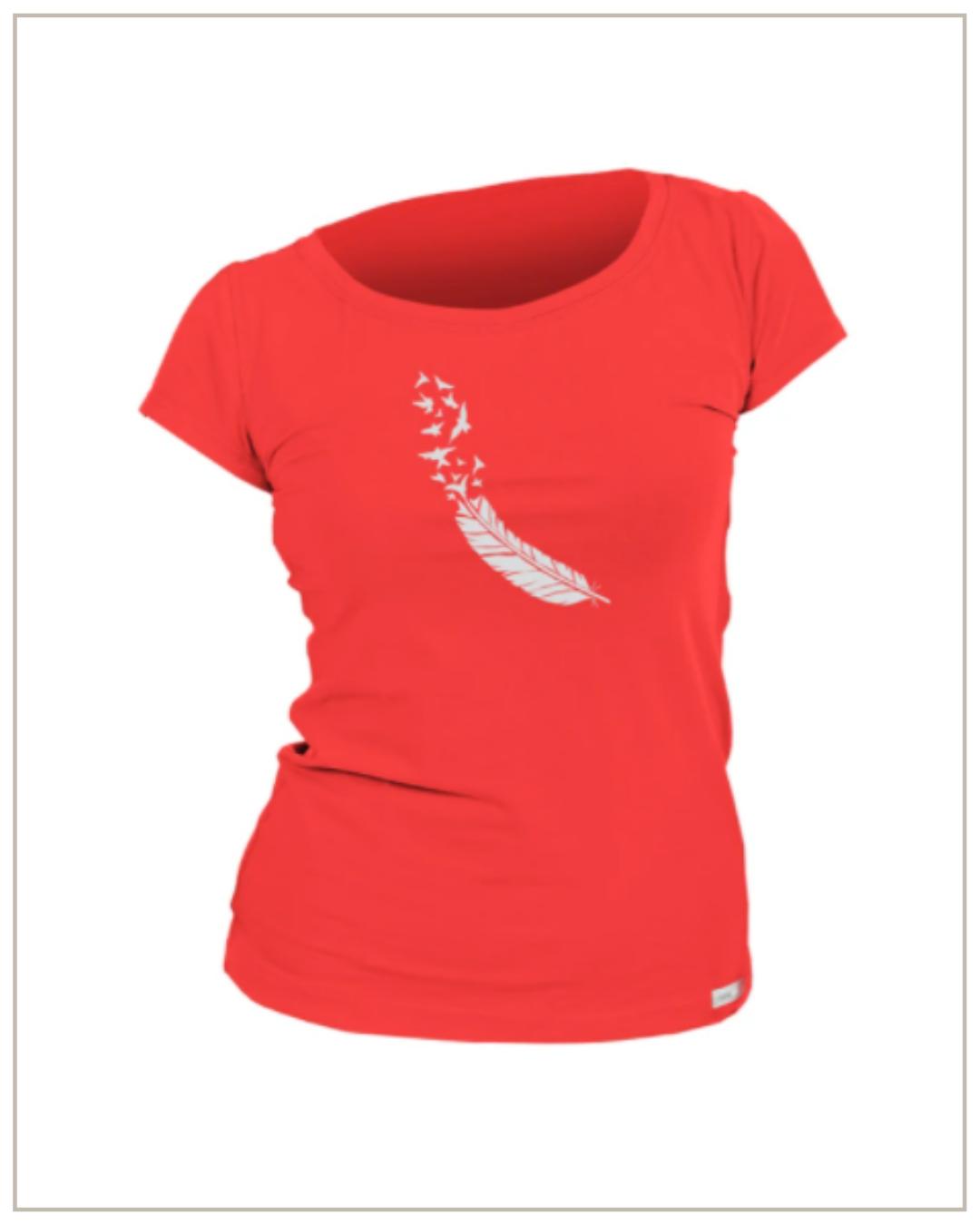 Nano Silver marškinėliai moterims