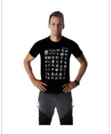 Nano Silver vyriški marškinėliai