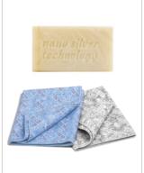 Raypath nano silver Sunbeam sausinimo šluosčių rinkinys