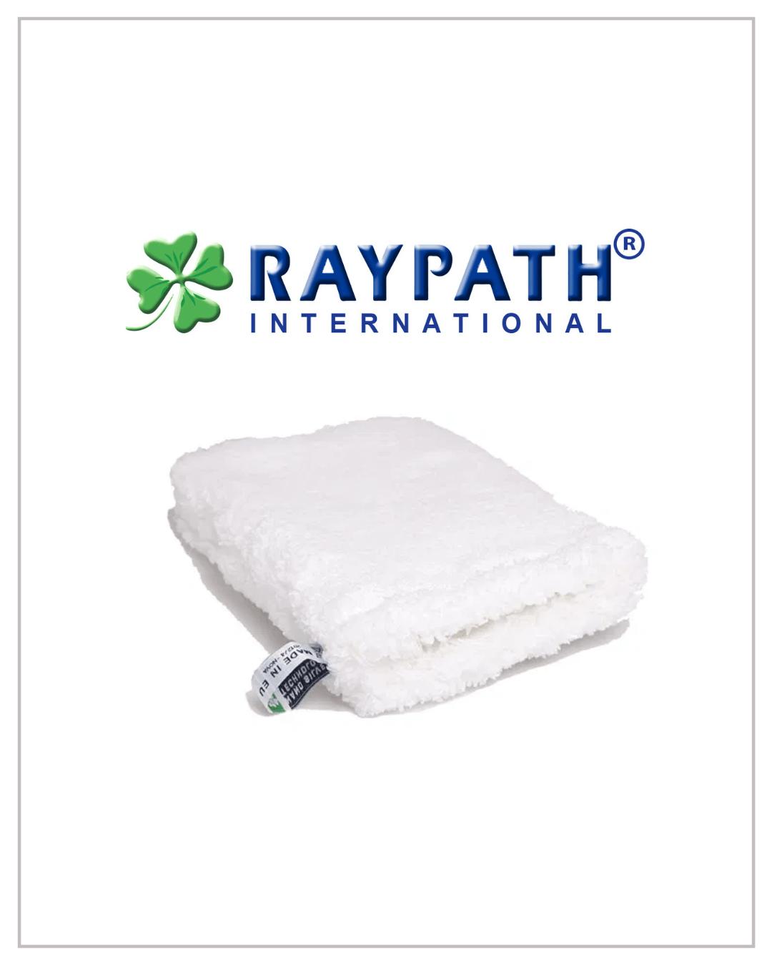Raypath valymo šluostės