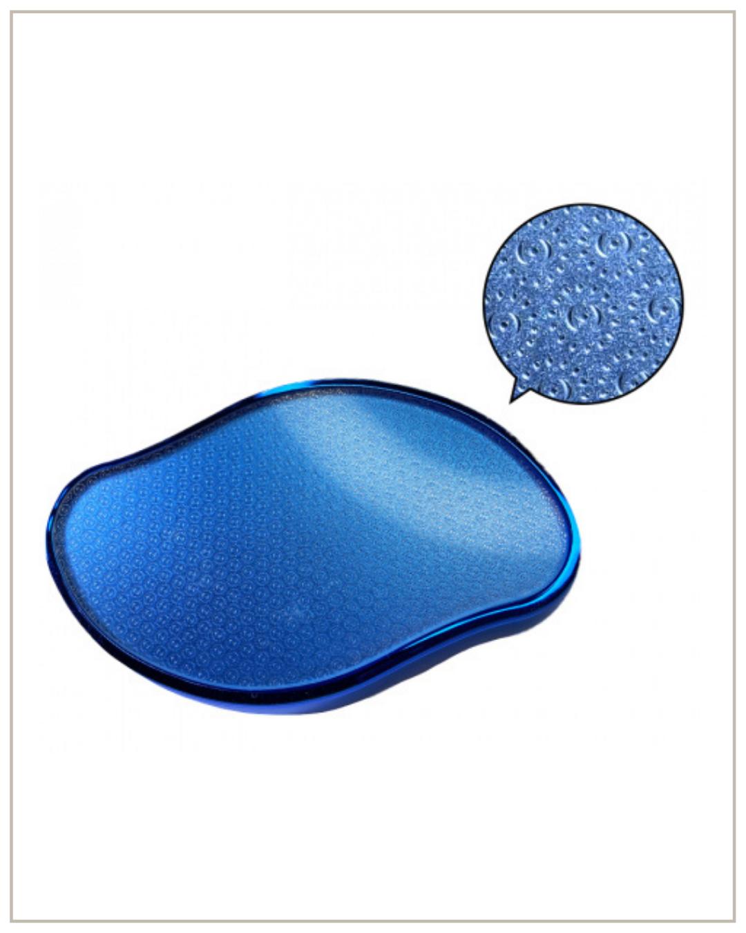"Nano glass foot file ""Didier lab"", blue"