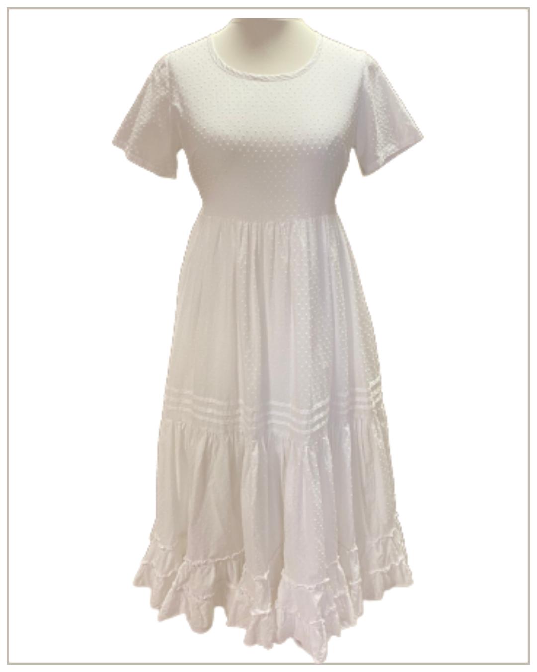 SHTAPEL medvilnės suknelė