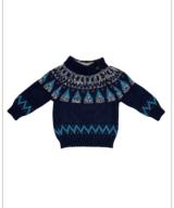 Šiltas šventinis megztinis Next