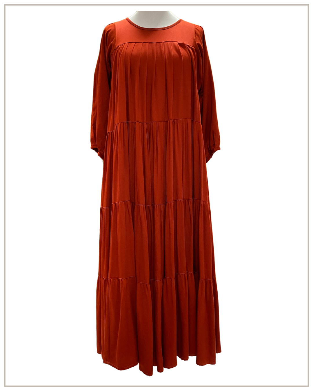 SHTAPEL viskozės suknelė Jarusnoe