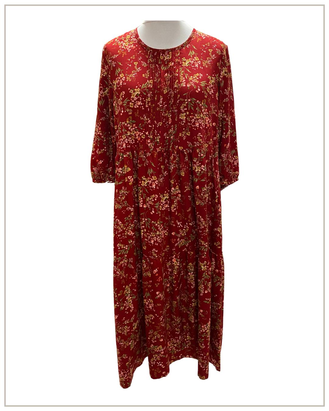 SHTAPEL viskozės suknelė Varvara